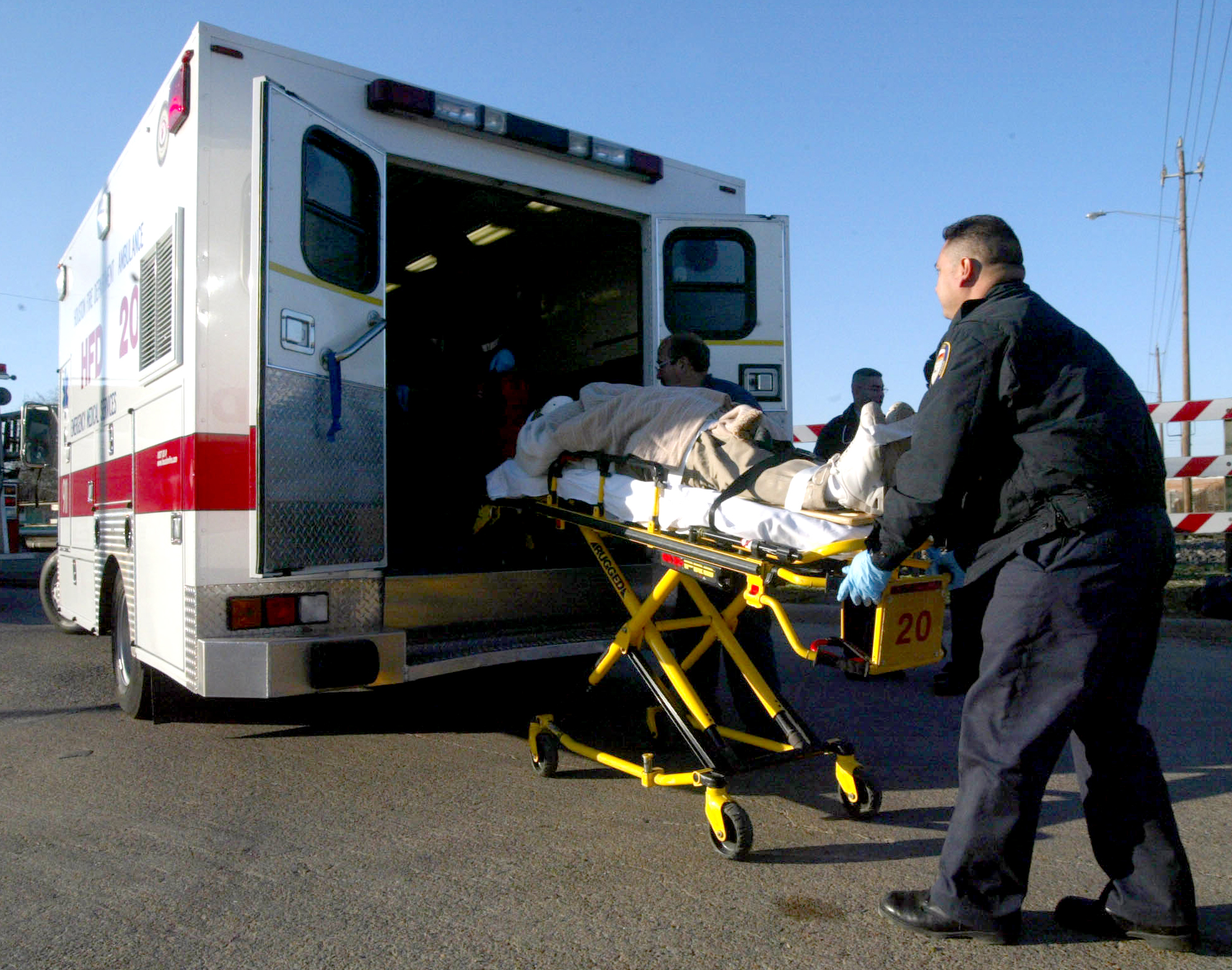 Accredited EMT Training