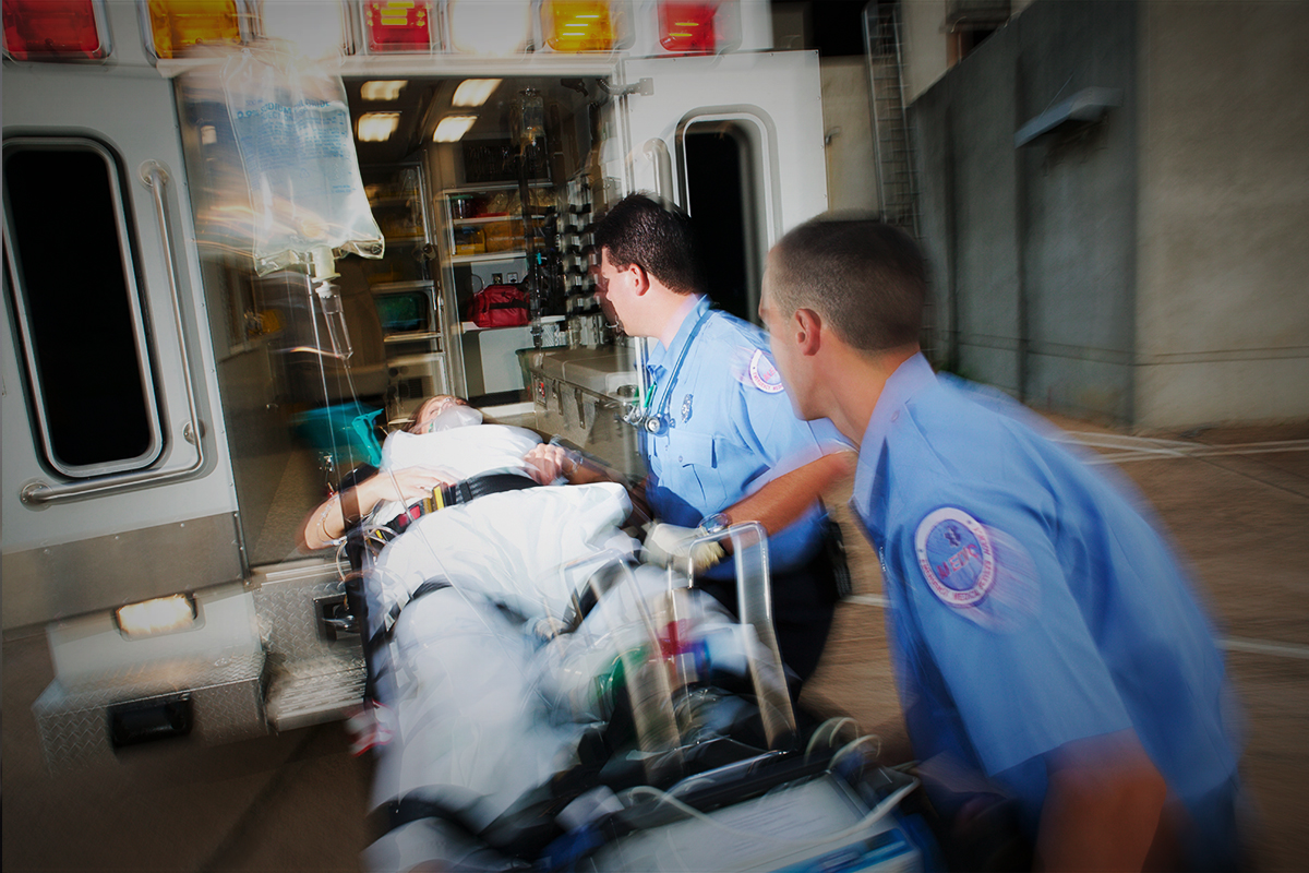 emergency medical technician and paramedic trainee Considering becoming an emergency medical technician in the philadelphia area learn more about our paramedic & emt training program today.