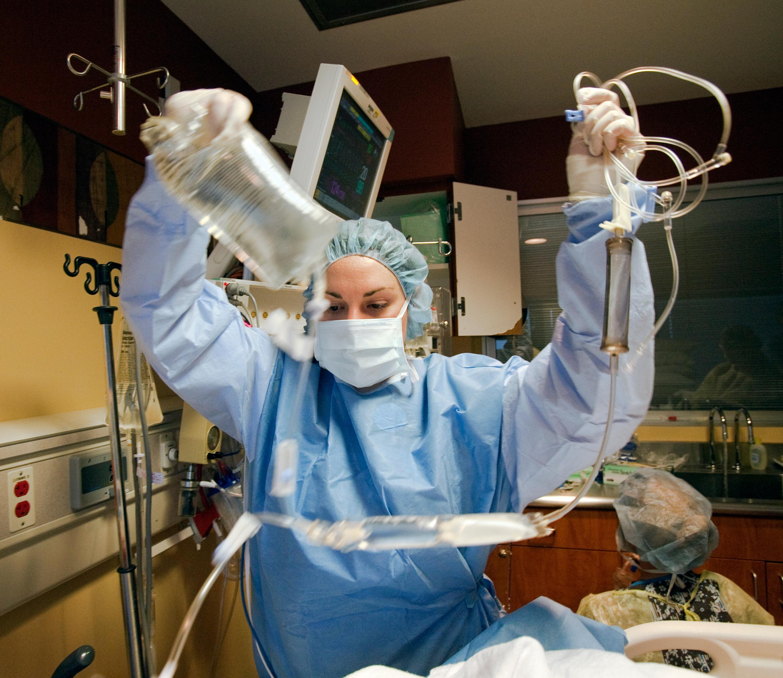 surgical nurse job description