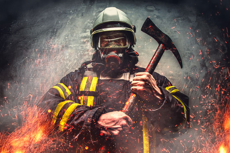 12 Secrets of a Firefighter