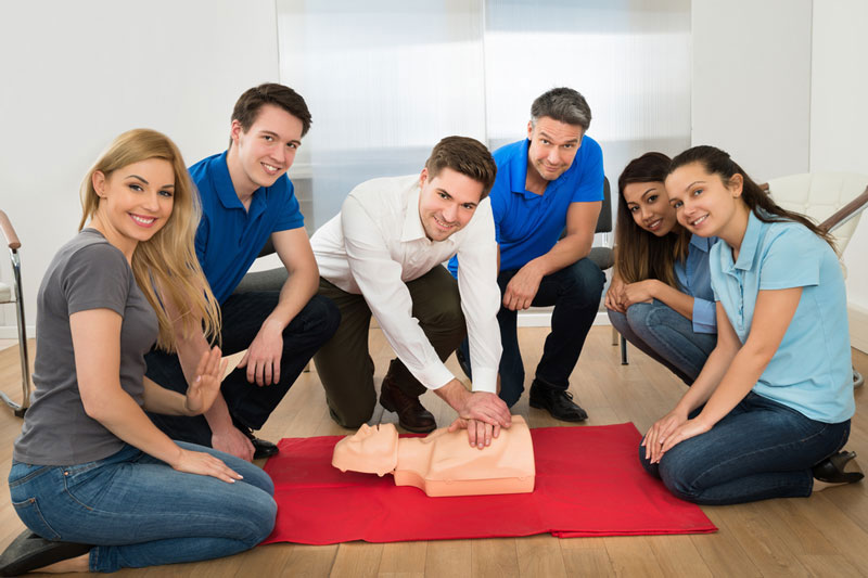 ACLS American Heart Association Classes in Florida
