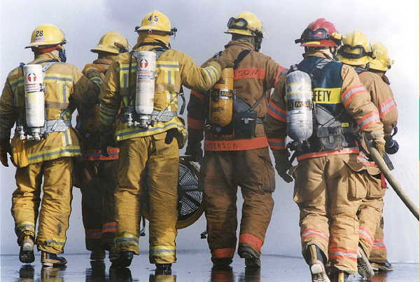 Right For Job Firefighters