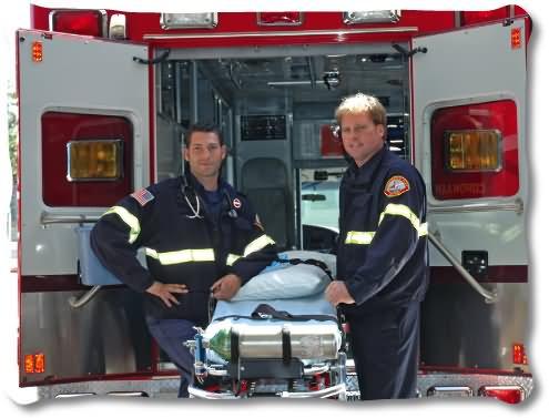 paramedic education