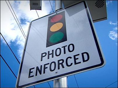 Motorists Eligible For Red Light Camera Refunds