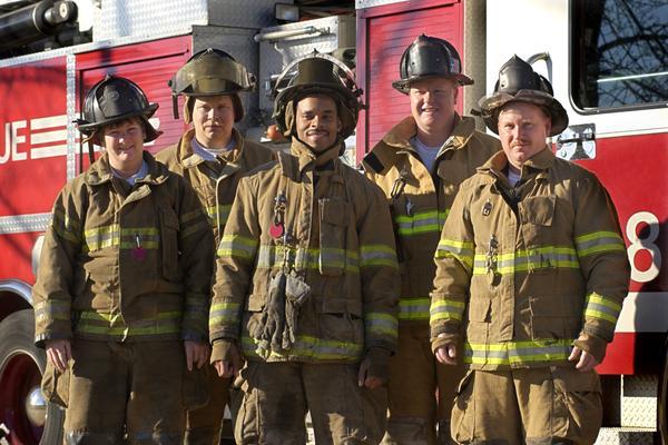 firefighter career
