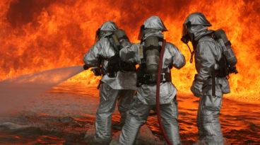 begin career firefighter