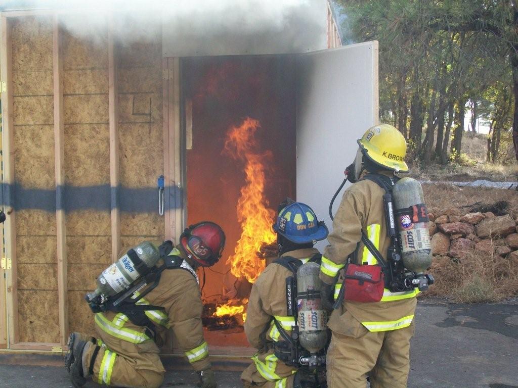 begin career fire science