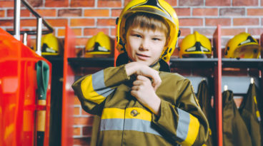 The Next Generation of Firefighter