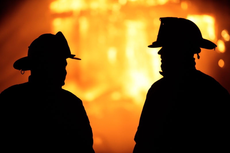 Firefighter Advice to Rookies
