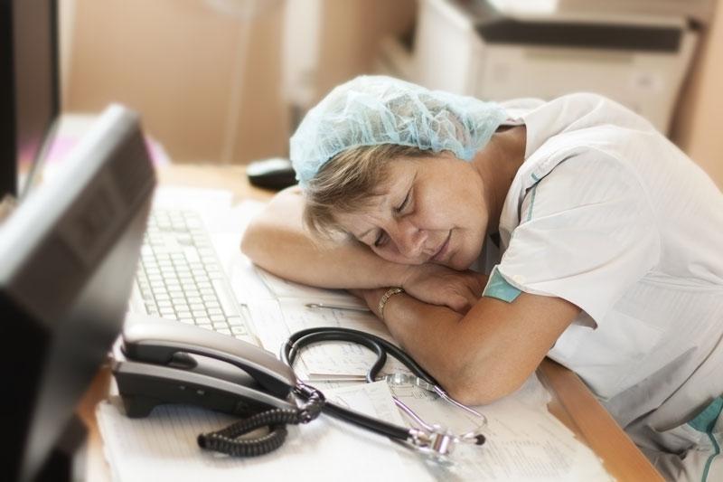 night nurses sleep