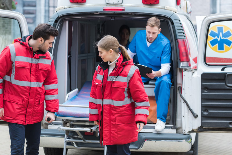 Career Benefits of Earning Your AS in EMS
