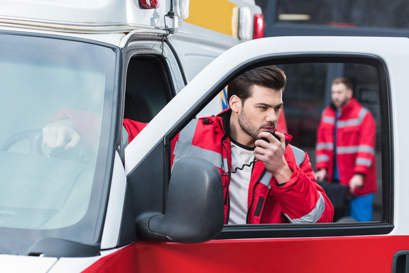 Become a Paramedic