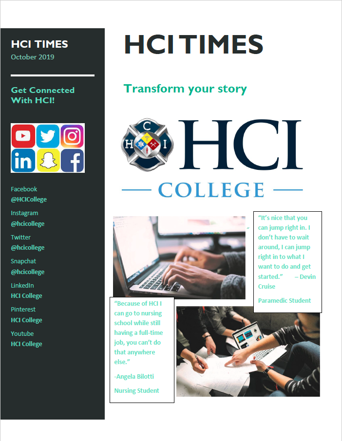 HCI Times October 2019