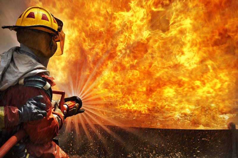 Becoming Fire Instructor HCI