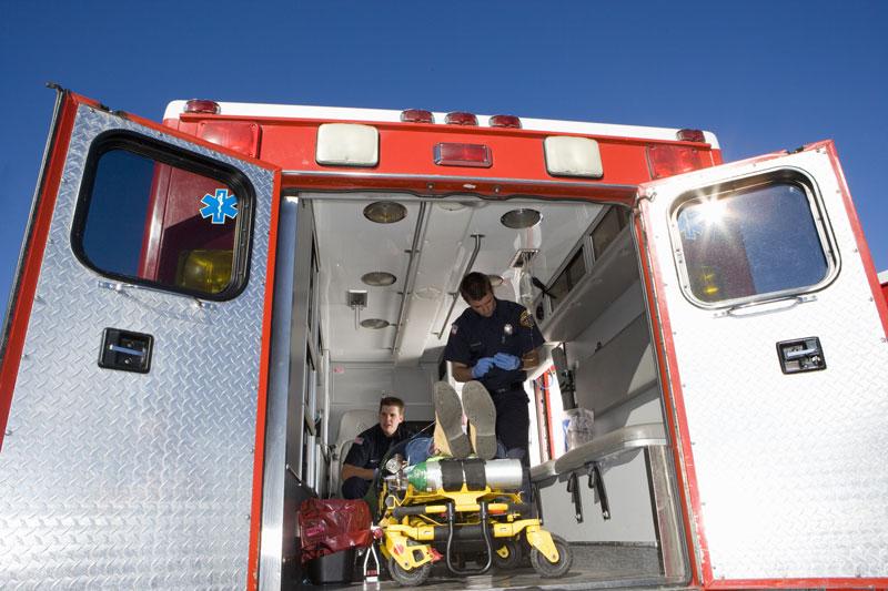Paramedic AS EMS