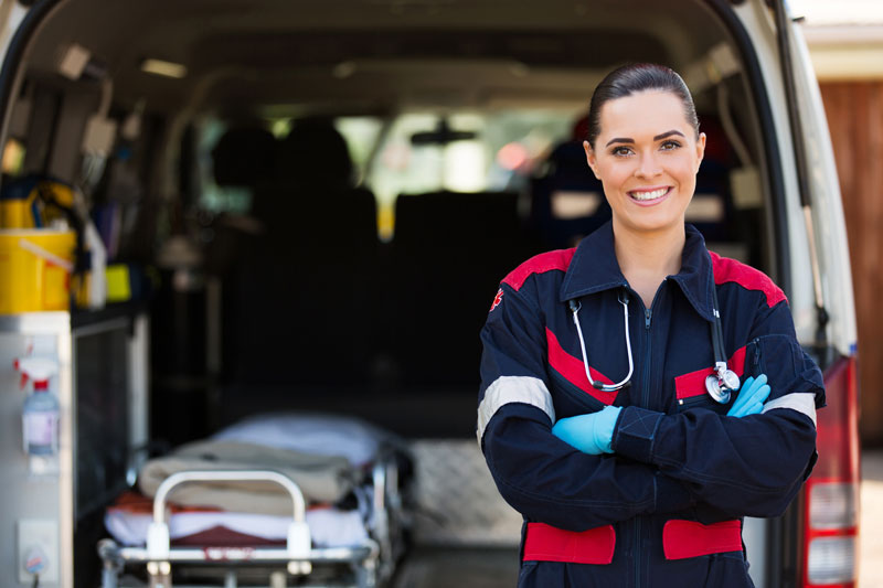 Earn your AS in EMS Online