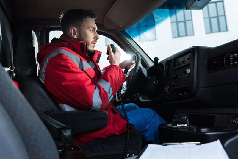 Paramedic with Shift-Friendly Schedules